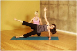 personal trainer for yoga