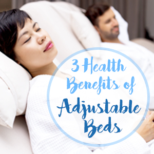 health benefits, Adjustable Beds