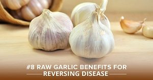 Raw Garlic Benefits